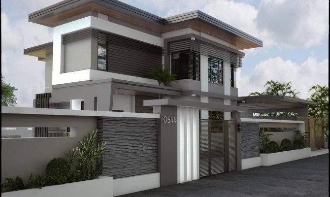 Orani Bataan Storey Residential House Home Design