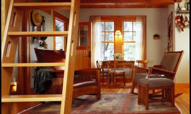 Orcas Island Cabin David Vandervort Architects Small