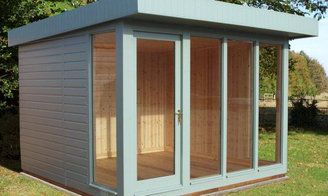 Ore Outdoor Studio Shed Plans