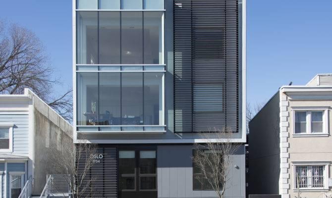 Oslo Uli Case Studies Small Nine Unit Infill Apartment