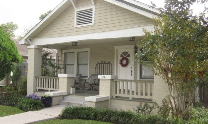 Other Houston More Beautiful Bungalow Paint Colors