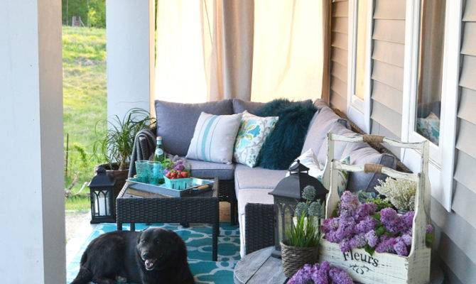 Our Colorful Fall Front Porch Diy Mommy