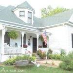 Our Farmhouse Front Porch Take Farm Pinterest