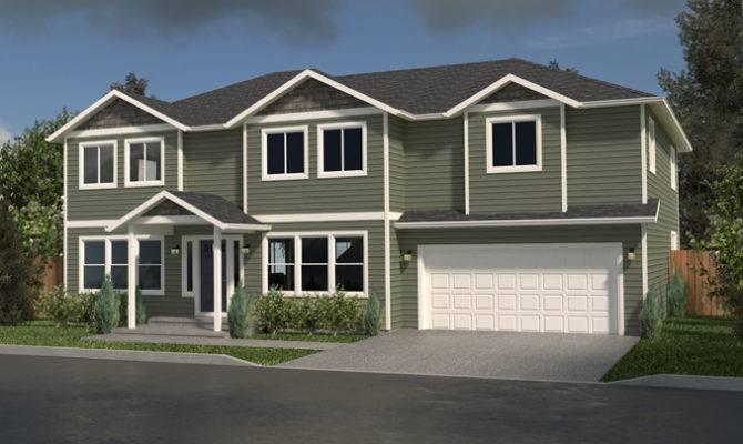 Our Multi Level Home Plans Build Your Lot True