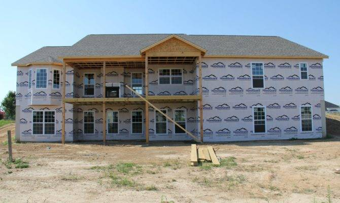 Our New Home Exterior Brick Stone Siding