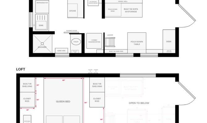 Our Tiny House Floor Plans Construction Pdf Only Project