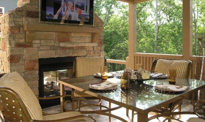 Outdoor Covered Patio Design Ideas