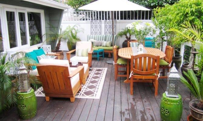 Outdoor Deck Designs Decorating Ideas Creative