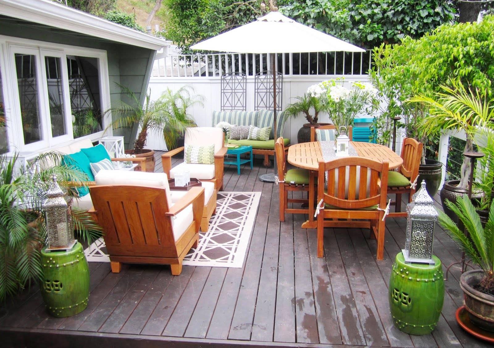 Outdoor Deck Designs Decorating Ideas Creative House Plans 57816