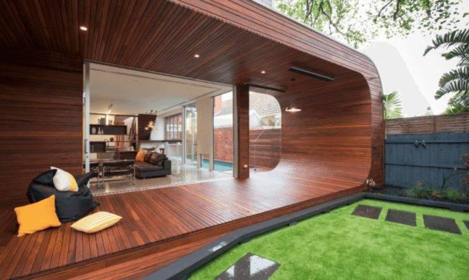 Outdoor Deck Ideas Inspiration Beautiful Backyard