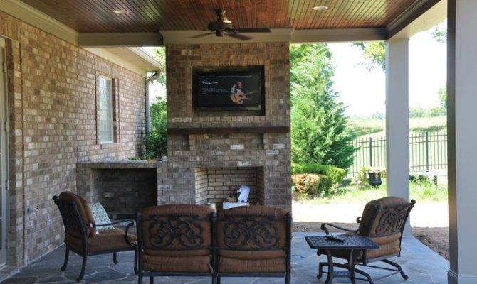 Outdoor Fireplaces Nashville