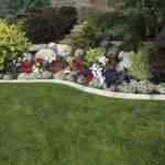 Outdoor Gardening Pics Beautiful Design Rock Flower Bed
