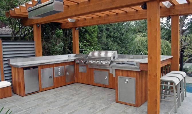 Outdoor Kitchen Design Ideasmodern Kitchens Modern