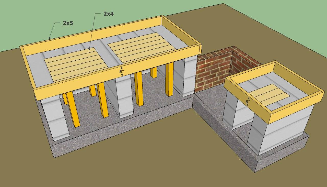Outdoor Kitchen Floor Plans Then Shaped House Plans 20462