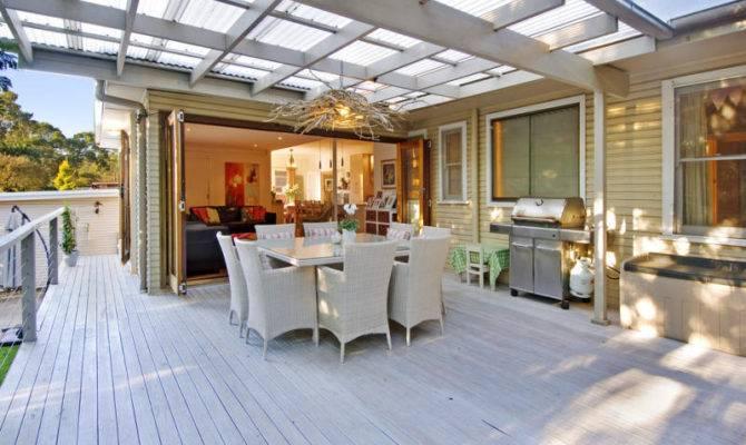Outdoor Living Design Balcony Real Australian