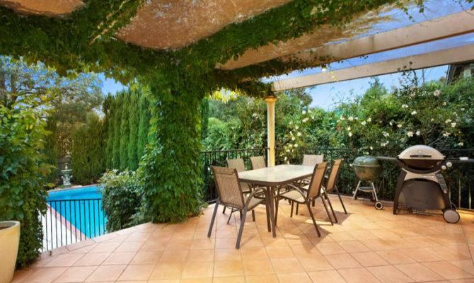Outdoor Living Design Bbq Area Real Australian