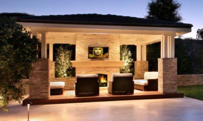 Outdoor Living Spaces Plans Tips