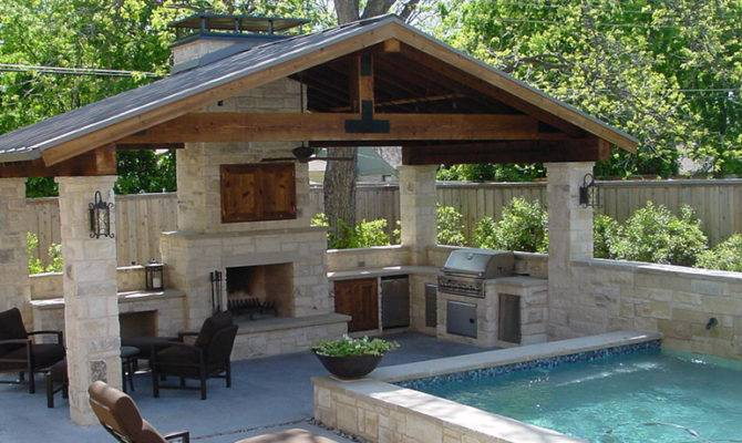 Outdoor Living Waterscapes Homes Alternative
