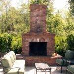 Outdoor Patio Ideas Fireplace