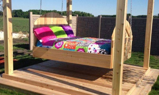 Outdoor Porch Bed Your House