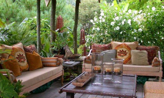 Outdoor Porch Furniture Ideas Rustic, Rustic Outdoor Furniture Ideas