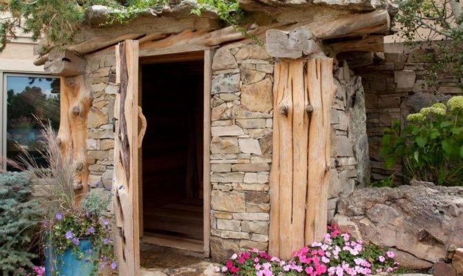 Outdoor Saunas Hgtv