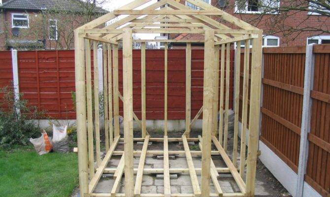 Outdoor Shed Building Plans Cool Design