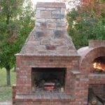 Outdoor Wood Fireplace Designs Bistrodre Porch