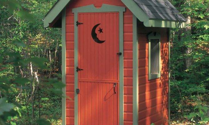 Outhouse Garden Shed Plans Builder