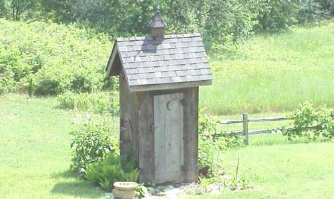 Outhouse Plans Unique House