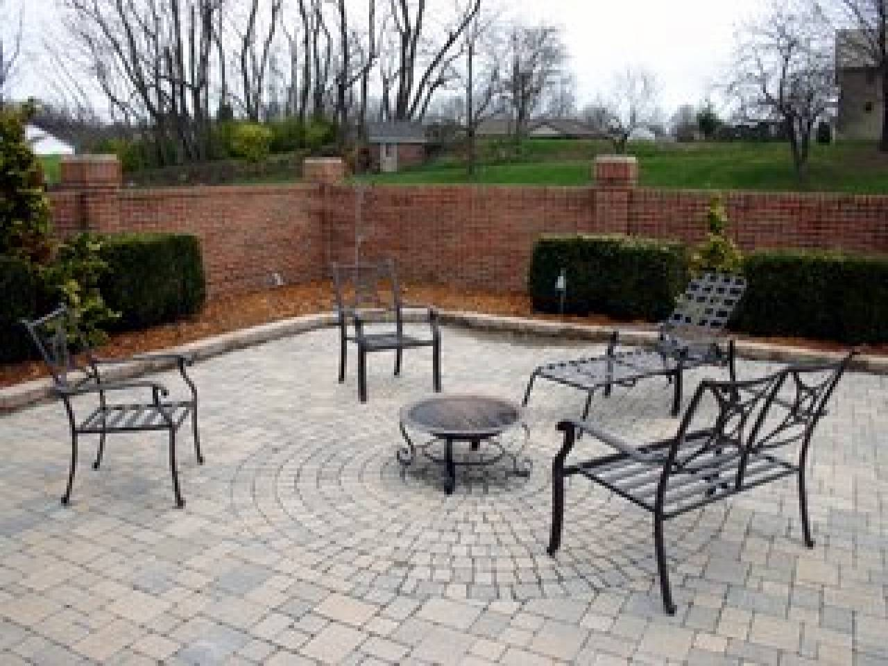 Outdoor Patio Floors Ideas Images