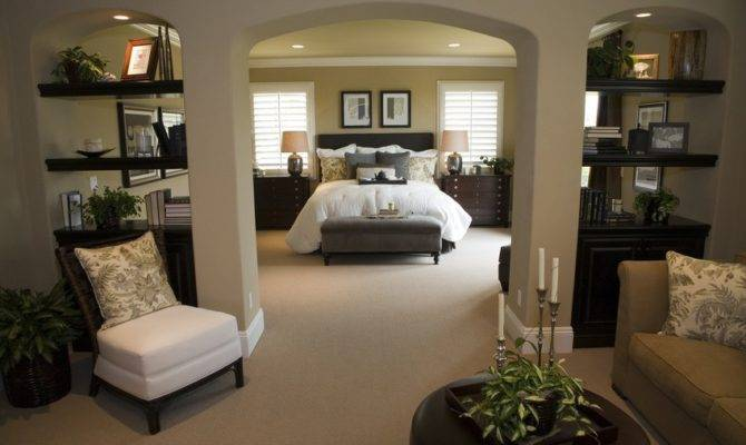 Outstanding Master Bedroom Suite Decorating Ideas