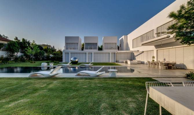Outstanding Modern Villa Ramot Hashavim Israel
