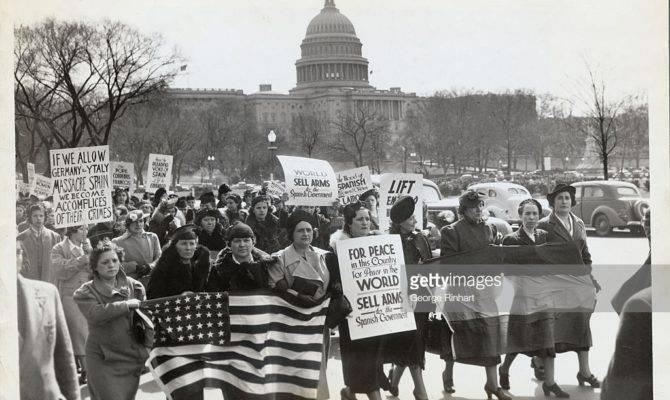 Over Three Thousand Spanish American Women Representing