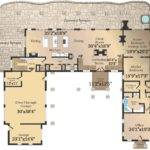 Over Top Mountain Home Plan Floor