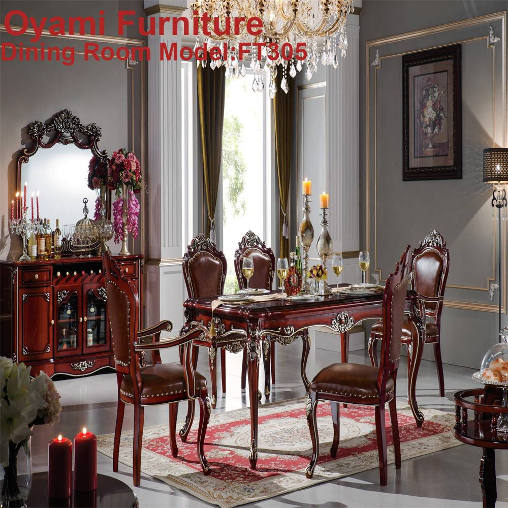 buy dining room set clarity photographs | Oyami Luxury Dining Room Furniture Table Sets Buy - House ...