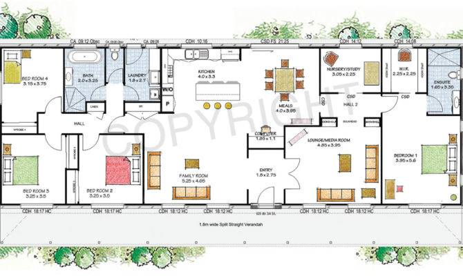 Paal Kit Homes Elizabeth Steel Frame Home Nsw Qld Vic