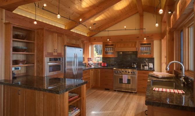 Pacific Northwest Island Retreat Autumn Donavan Design
