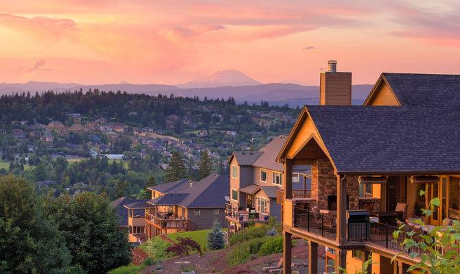 Pacific Northwest Region Real Estate Trends Homes