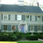 Paint Your Colonial Federal Victorian Style Home Old