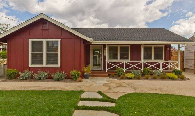 Painted Classic Ranch House Plans Design Office