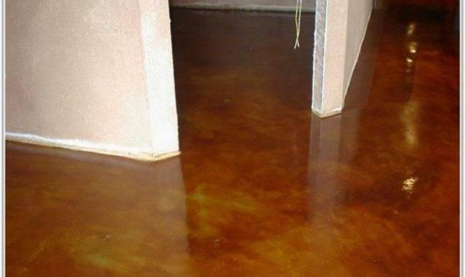 Painting Concrete Basement Floor Ideas Flooring Home