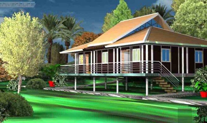 Pakar Erst Revealed Eco Tropic Building Design