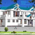 Palatial House Exterior Design Your Dream Home