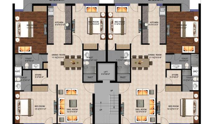 Palm Apartments Manohar Singh Independent Floors