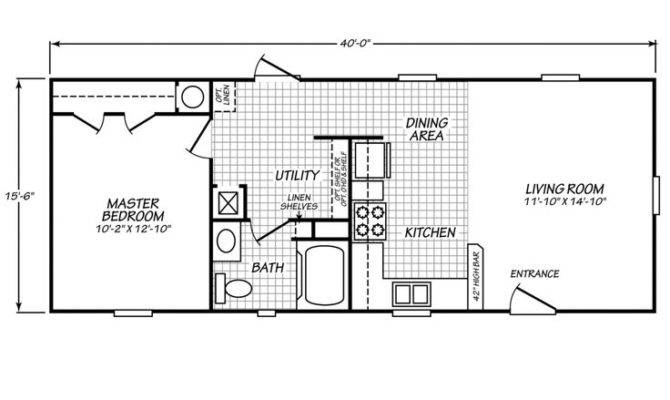 Palm Harbor Model Manufactured Home