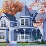 Palmerton Victorian Home Plan House Plans More