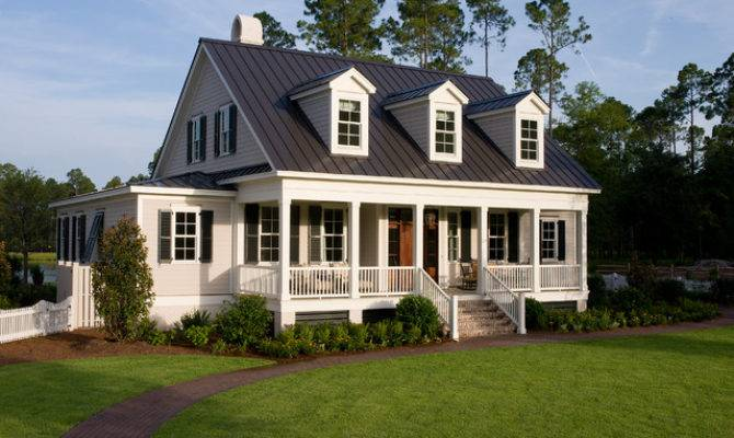 Palmetto Bluff Style Home Traditional