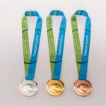Pan American Games Medals Include Braille Photos Olympictalk