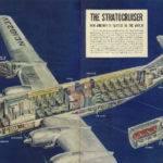 Pan American Stratocruiser Cutaway